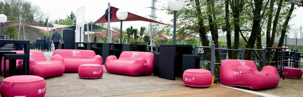 Mobilier sp cial salon for Mobilier pour salon professionnel